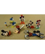 Disney Mickey Minnie Mouse Donald Duck Toys Goo... - $26.72
