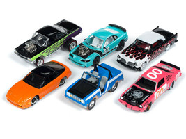 Johnny Lightning Street Freaks 2019 Release 1 Set A of 6 Cars Limited Ed... - $56.42