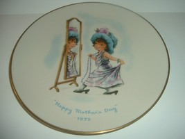 Moppets Mothers Day Plate 1975 by Gorham China - $18.99