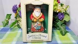 Hallmark Santa's Around the World USA ornament 2004 - $19.55