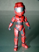 McFARLANE TOYS - HALO Avatar Figures Series 2 - RED SPARTAN - $10.00