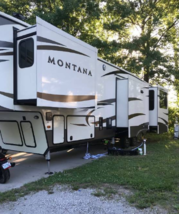 2017 Keystone MONTANA 3661RL For Sale in Platte City, MS 64079 image 1