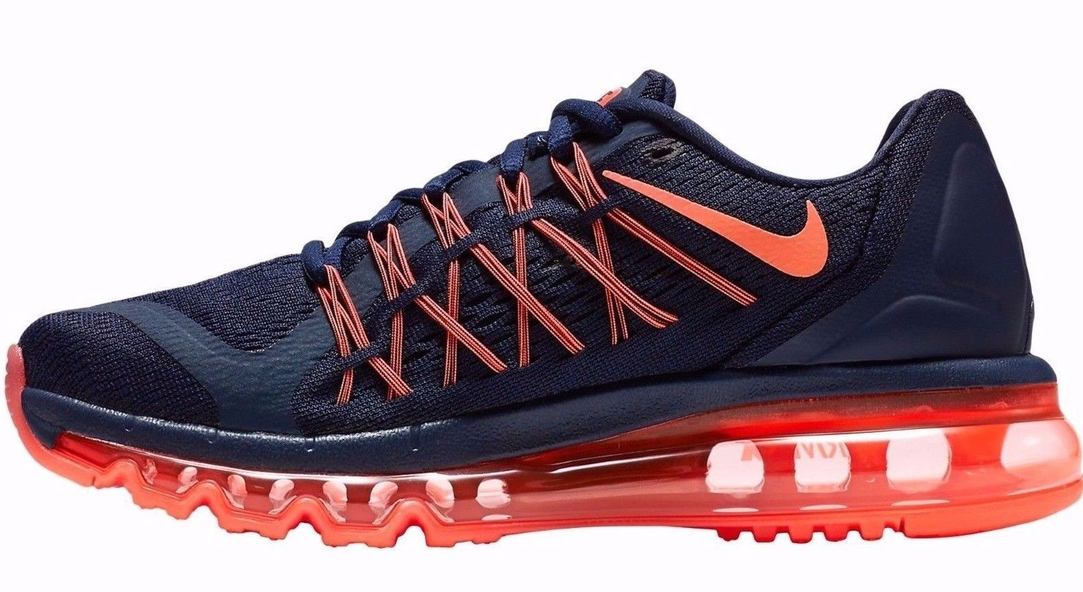 ea16c737e343 NEW Nike AIR MAX 2015 WMNs Running Shoe US and 50 similar items. 57