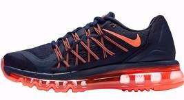 NEW Nike AIR MAX 2015  WMN USsz: 6(23cm)  Running Shoe  BLACK 698903-408 - $119.99