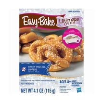 Easy-Bake Ultimate Oven Party Pretzels Refill Pack - $24.00
