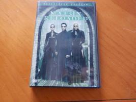 The Matrix Reloaded [DVD][2-DISC] W/ [BONUS DVD] - $6.95