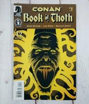 Conan Book of Thoth (2006) #4 - Very Fine - Dark Horse 20 Years - $3.25