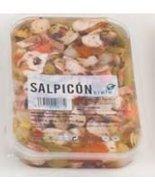 Octopus Salad - Salpicon Barqueta, 26.10 Oz - $51.43