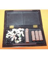 Checkers And Chess Game 1970 - €26,47 EUR