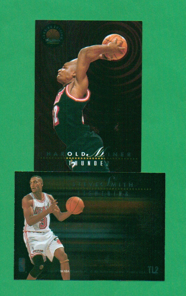 Primary image for 1993/94 SkyBox Basketball Thunder And Lightning TL2