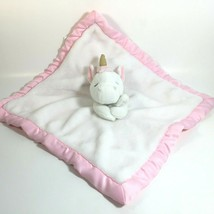 Carters Unicorn Lovey Pink Security Blanket Plush Toy  - $15.99