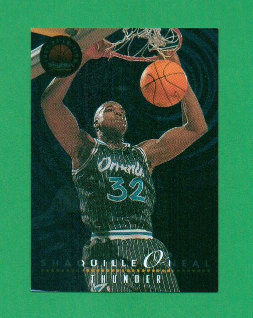 Primary image for 1993/94 SkyBox Basketball Thunder And Lightning TL6