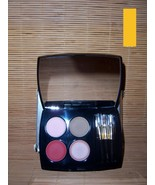 Lancome Palette Juicy Rouge with Small Lips Brush Col: 001 Full Size - $0.99