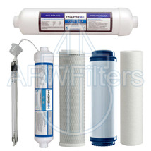 RO Zoi Iota Pure Filter Kit (incl. UV Bulb) - $178.25