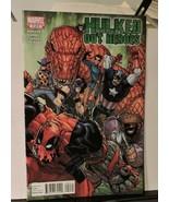 World War Hulks: Hulked out heroes #2 june 2010 - $4.41