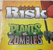 Risk Plants vs Zombies Collectors Edition - NEW IN BOX  - $69.30