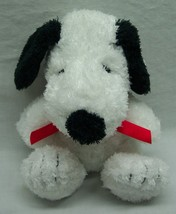 "Cedar Fair Parks Peanuts SOFT SNOOPY DOG 6"" Plush Stuffed Animal TOY NEW - $18.32"