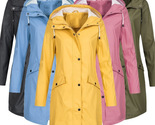 Women Raincoats Fit Style