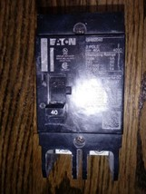 New Take Out EATON GHB2040 2 pole 40 amp  480 volt bolt on GHB Circuit Breaker - $43.95