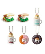 Cafe de Hamster Sweet Mini Figure Keychain Collection - $11.99+