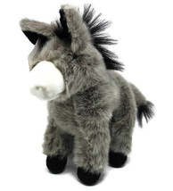 "NWT Platte River Trading Plush Dewey Donkey 11"" - $23.14"