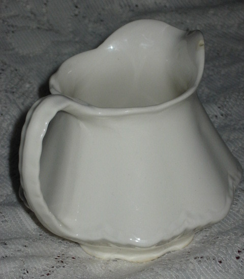 Primary image for Homer Laughlin -Republic Creamer-Off White