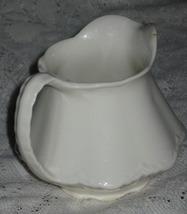 Homer Laughlin Republic Creamer-Off White - $9.00