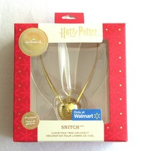 2019 Hallmark Harry Potter The Golden Snitch Christmas Ornament Premium ... - $26.99