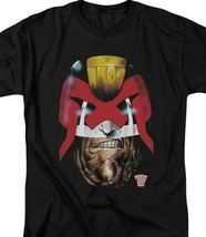 Judge Dredd T Shirt 2000 AD retro vintage comic book graphic tee 70s 80s JD100 image 2