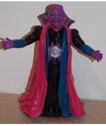 Vintage 1995 Bandai Power Rangers Ivan Ooze Evil Space Alien 8 inch Figure - $24.99