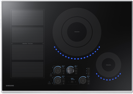 Samsung NZ30K7880US 30 Inch Induction Cooktop with Flex Zone Stainless Trim - $1,306.75