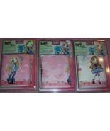Bratz Fashion Pixies Wall Border Set of 3 Packages Peel & Stick Cloe Jad... - $25.00