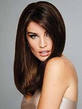 Indulgence Topper 100% Remy Human Hair Hand-Tied Tapered Layers by Raquel Welch  - $837.05