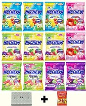 Hi Chew Candy Variety Pack 5 Flavors  Superfruits, Sweet and Sour, Tropical Mix,