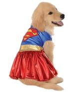 DC Comics Pet Costume, Medium, Supergirl - $24.09