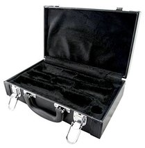 Sky CLHC402 Brand New Genuine Leather Hard Shell Clarinet Case for Bb Cl... - $39.59
