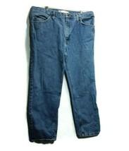 Lee Men's Regular Fit Medium Wash Denim Jeans -  40x30 - $14.44