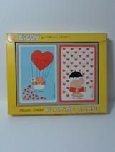 ZIGGY PLASTIC PLAYING CARDS 2 Decks New Sealed Vintage 1978 MCMLXXVIII - $23.21