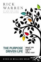 The Purpose Driven Life: What on Earth Am I Here For? [Paperback] Warren... - $5.92
