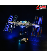 LED Light Kit for International Space Station - Compatible with Lego 213... - $26.99
