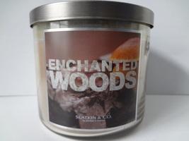 Bath & Body Works Slatkin & Co. ENCHANTED WOODS Scented Candle 14.5 oz/ ... - €105,68 EUR