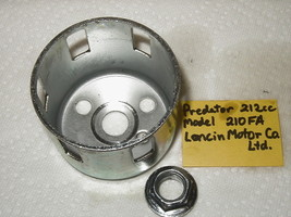 Predator Harbor Freight  Loncin Model 210FA 212cc 7 HP PARTS - STARTER CUP image 1