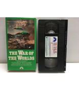 The War of the Worlds (5303) 1990 Paramount VHS Tape movie video CLEAN - $3.75