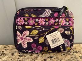 "Vera Bradley E-Reader Floral Nightingale 9"" X 7"" NWT Tablet Sleeve Retired USA - $15.83"