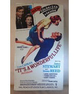 1987 VHS Tape Frank Capra's IT'S A WONDERFUL LIFE Colorized Version Stew... - $15.00