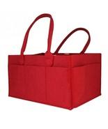 Storage With Handle Baby Diaper Bag Basket - $21.98