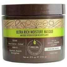 Macadamia Professional Ultra Rich Moisture Masque 8 Oz. - $27.00