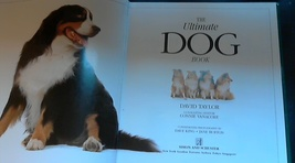 The Ultimate Dog Book By David Taylor (1990 Hardcover) image 5