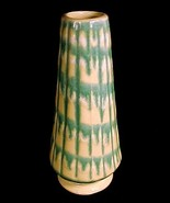 American Art Pottery Nice Swirled Sequoia Vase USA - $19.95