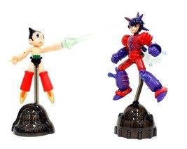 TAKARA TOMY 2003 Mighty ATOM ASTRO BOY vs ATLAS Action figures Official  - $32.71